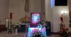 Kościół Matki Bożej Fatimskiej w Kielcach - Dyminach (dekanat Kielce-Południe)