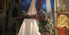 Kościół św. Trójcy i Matki Bożej Szkaplerznej w Ćmińsku