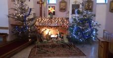 Kościół Matki Bożej Częstochowskiej w Drochlinie