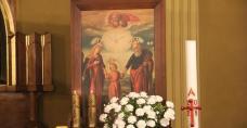 Kaplica św. Stanisława Kostki w Wyższym Seminarium Duchownym w Kielcach